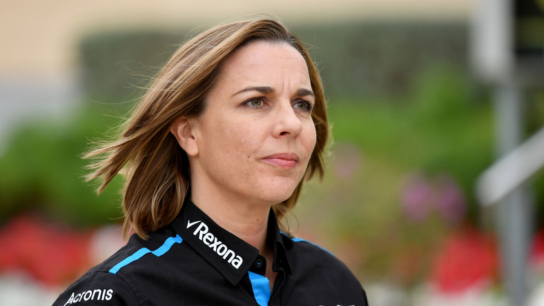 Claire Williams o postępach w Williamsie | F1