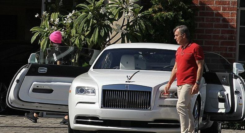 Reality star gifts self Rolls Royce as push present
