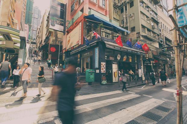 Hong Kong, Soho
