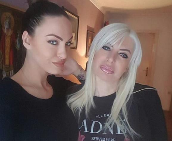 Sara i Rosita Trajanović