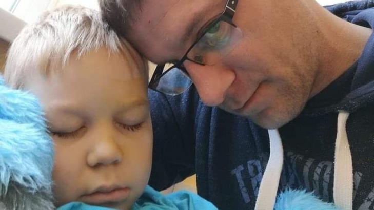 A férfi mindent megadnaazért, hogy Zalán meggyógyulhasson, ehhez viszont további kezelésekre lesz szükség   krónika