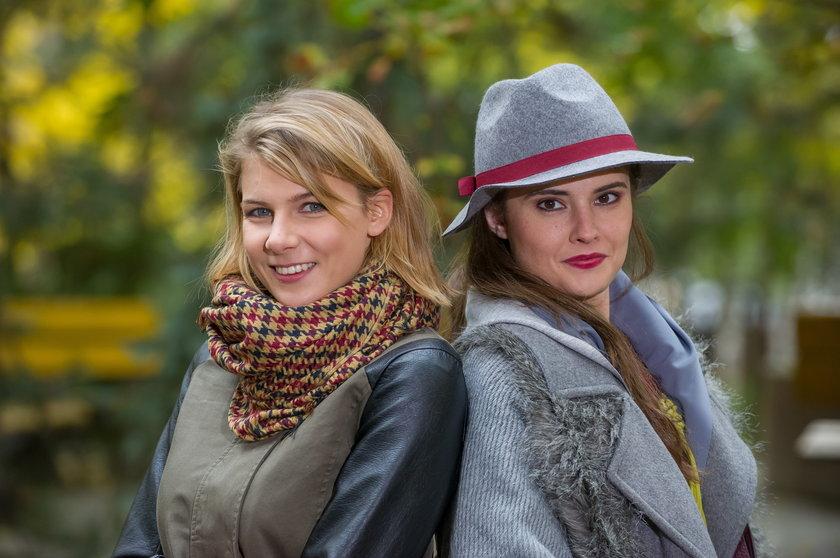 Ola Zimińska z nową przyjaciółką
