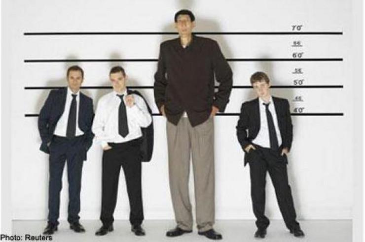 visoki ljudi