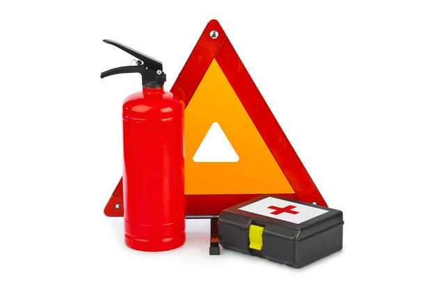 Obiekty budowlane muszą być wyposażone w gaśnice, których rodzaj powinien być dostosowany do gaszenia tych grup pożarów, które mogą wystąpić w danym obiekcie