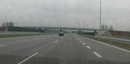 Tak wygląda przejazd Mostem Południowym Warszawy