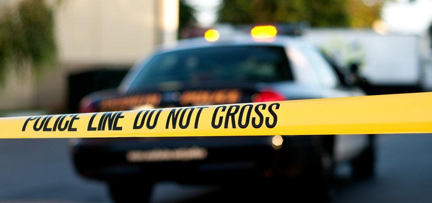 Strzelanina na przystanku dla uczniów. Nie żyje 16-latek