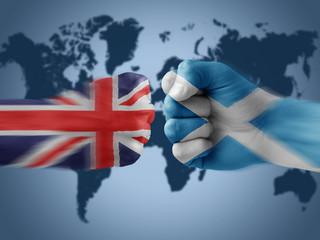 Szkocja chce mieć wybór między Londynem a UE