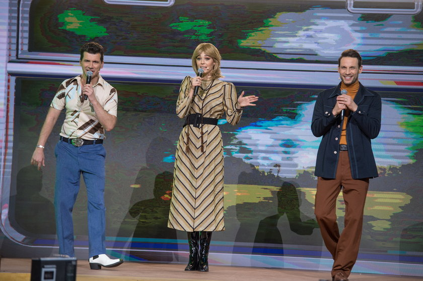 Izabela Krzan, Tomasz Kammel, Tomasz Wolny