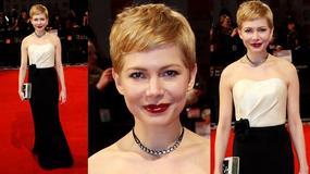 Hollywoodzka gwiazda w sukience z sieciówki
