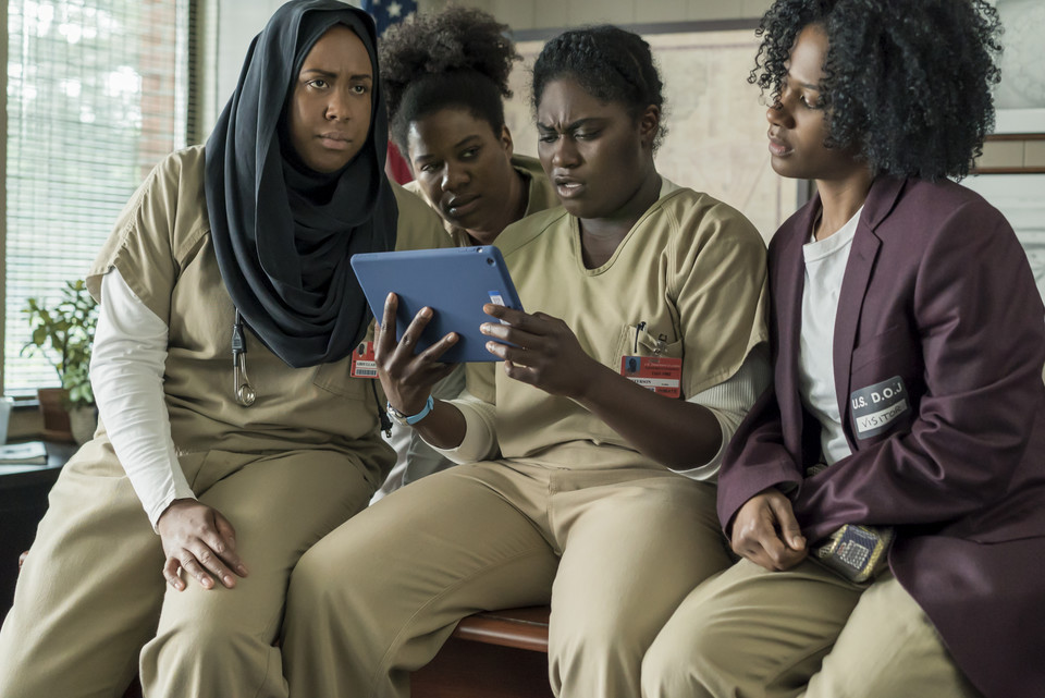 """Orange Is The New Black"": kadr z serialu"