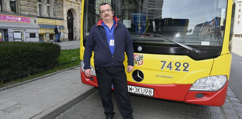Dzielny kierowca autobusu powstrzymał pijanego kierowcę!