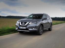 Nissan X-Trail – rodzinnie nastrojony