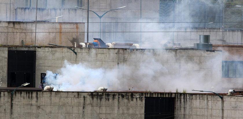 Krwawe rozruchy w więzieniach w Ekwadorze. Jest wiele ofiar