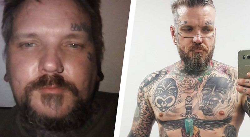 He Struggled With Addiction for Decades. Then the Gym Rebuilt His Mind and Body.