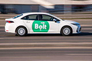 Bolt odprowadza już VAT jak inne firmy