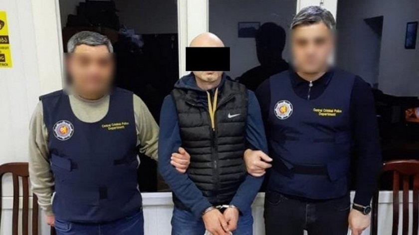 Gang Gruzinów zatrzymany