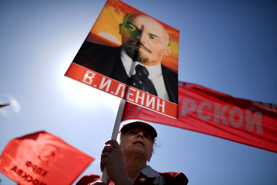 RUSSIA-MAY DAY-LABOUR-DMEO