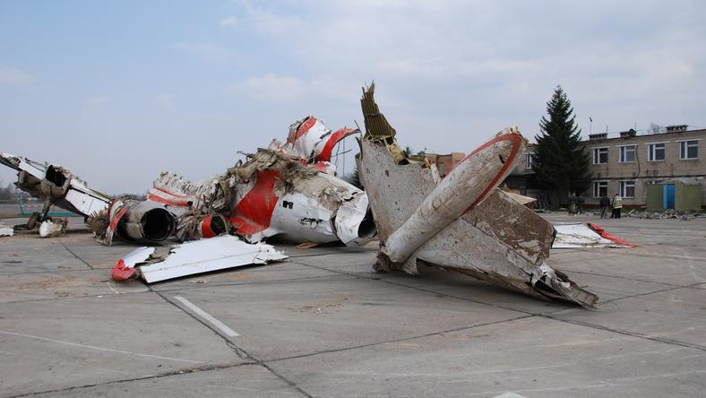 Laboratorium FEL: badanie szczątków Tu-154M potrwa do 6 miesięcy
