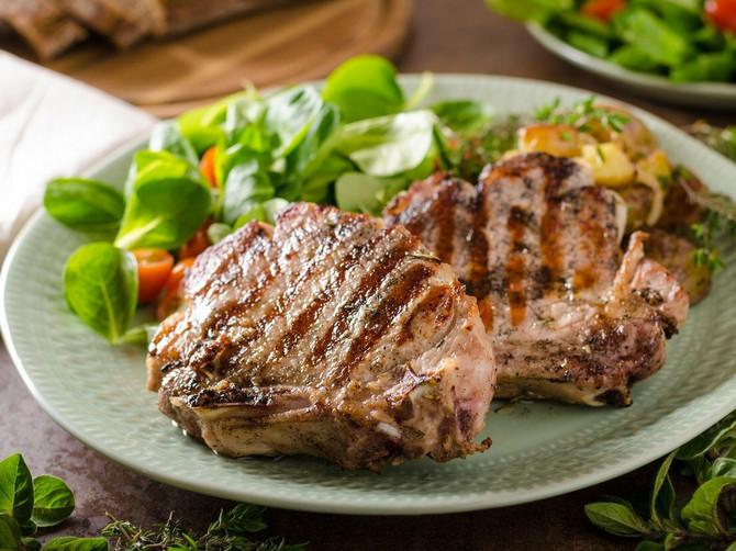 Znate li šta se dešava sa telom ako mesec dana ne jedete meso?