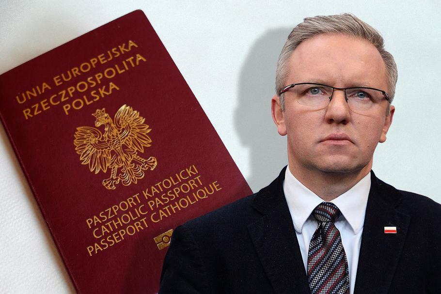 paszport katolicki Szczerski