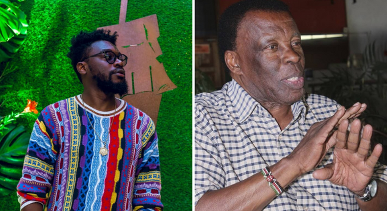Blinky Bill ropes in Mambo Mbotela for new release 'Mungu Halali'