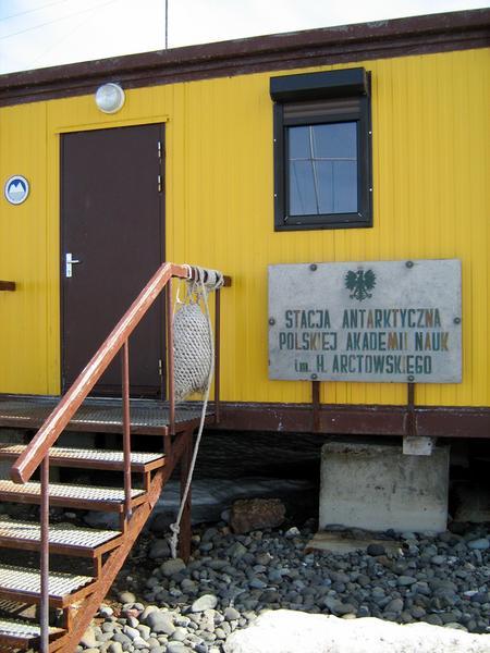 Polska Stacja Antarktyczna im. Henryka Arctowskiego