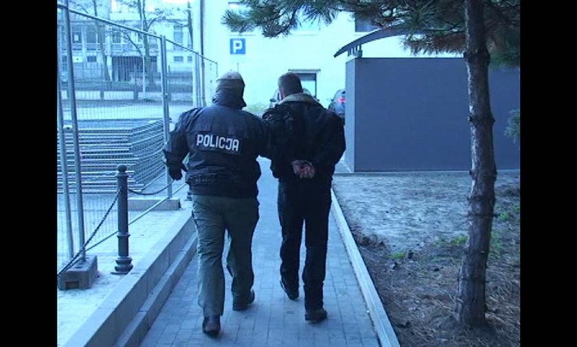 Policjanci zatrzymali mężczyzn, którzy chcieli napaść na bank