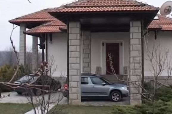 Vesna Zmijanac - kuća na Bukulji