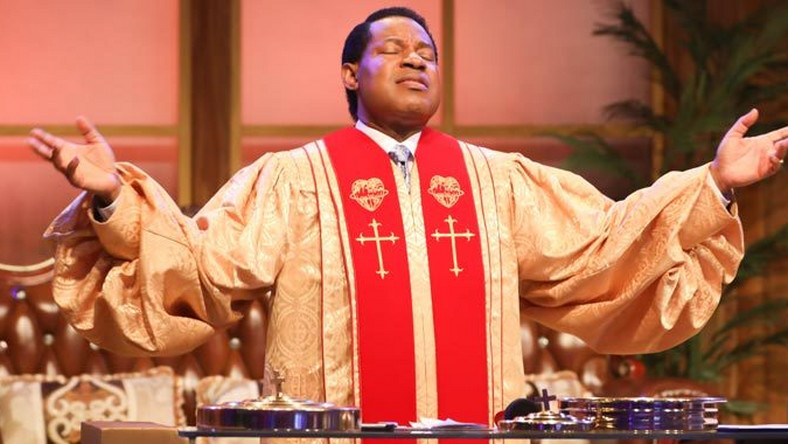 Pastor Chris Oyakhilome has made many controversial claims about the coronavirus disease that has spread all over the world [Christ Embassy]