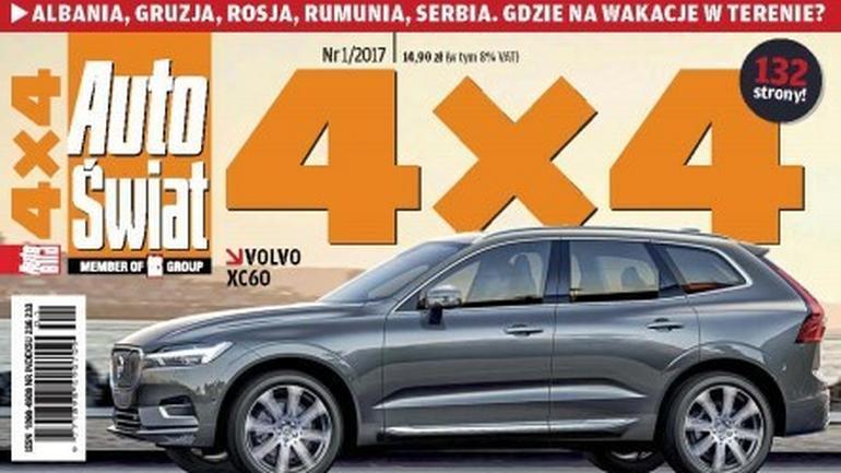 Auto Świat 4x4 (1/2017)