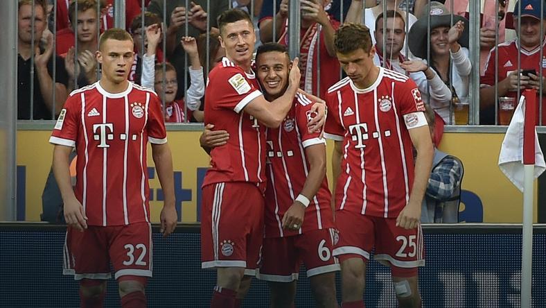 Hamburger SV - Bayern Monachium (relacja na żywo)