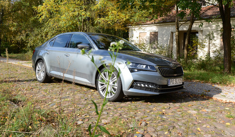 Skoda Superb Laurin & Klement 2.0 TSI – dobra alternatywa dla Audi