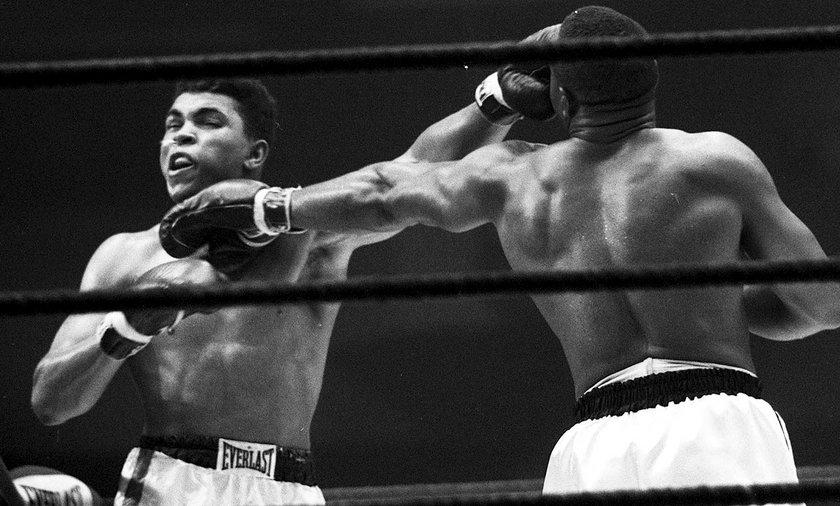 Sony Liston Mohammad Ali