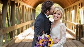 Cichy ślub Kelly Clarkson