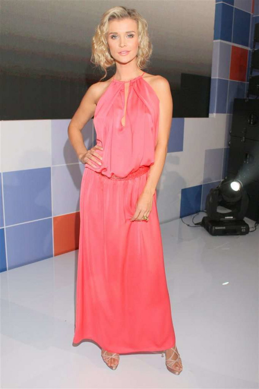 Joanna Krupa bez stanika. Foto