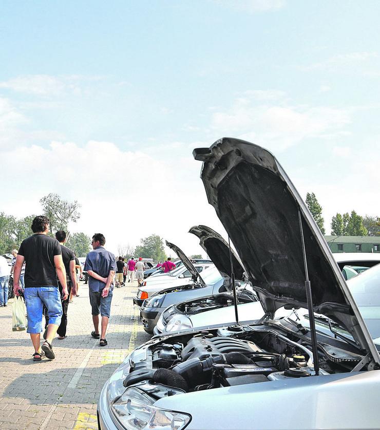 Zamka Kod Kupovine Polovnjaka Možete Ostati Bez Automobila