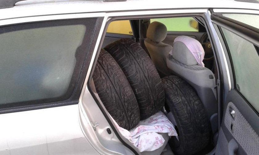 Policjant chciał pomóc kierowcy, zatrzymał złodzieja
