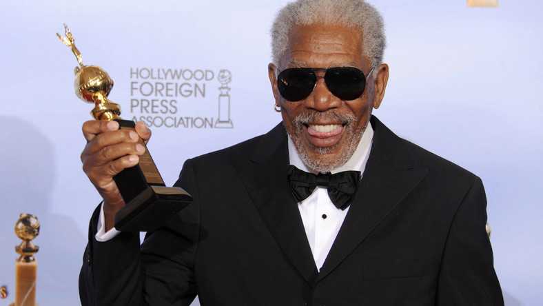 Morgan Freeman po cichu kocha Clinta Eastwooda