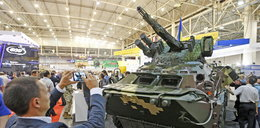 Nowe wojskowe targi na Mazurach