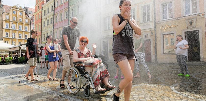 Wrocławianie: Lato prosimy o więcej!
