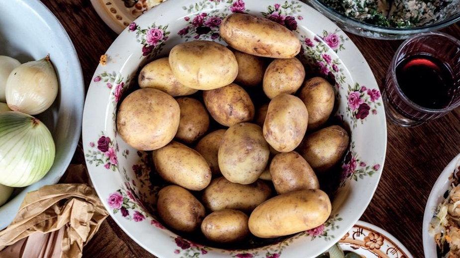 Pieczone, smażone, gotowane – kochamy ziemniaki pod każdą postacią / fot. Wydawnictwo Buchmann
