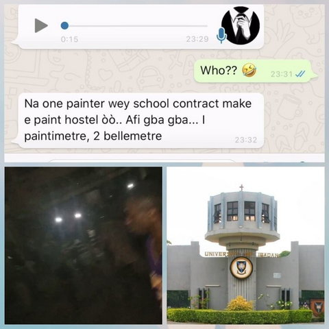 Painter contracted to paint University's female hostel impregnates two students