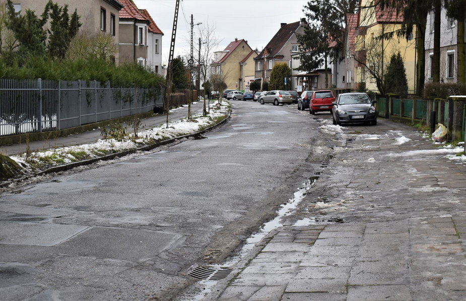 Dwie ulice w Stargardzie do remontu