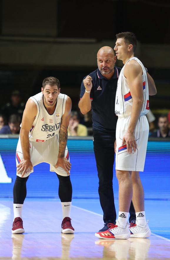 Košarkaška reprezentacija Srbije je do sada odigrala osam kvalifikacionih mečeva za Mundobasket