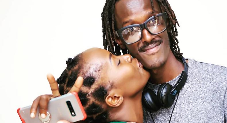"""Anne Kansiime's Boyfriend forced to respond after being told he looks like """"Scooby doo"""