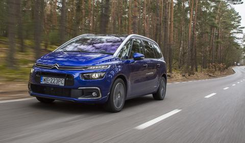 Citroen Grand C4 Picasso 2.0 BlueHDi: Co się podobało, a co drażniło?
