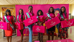 Lush Hair treats all 37 contestants of MBGN 2021 to fun camp activities
