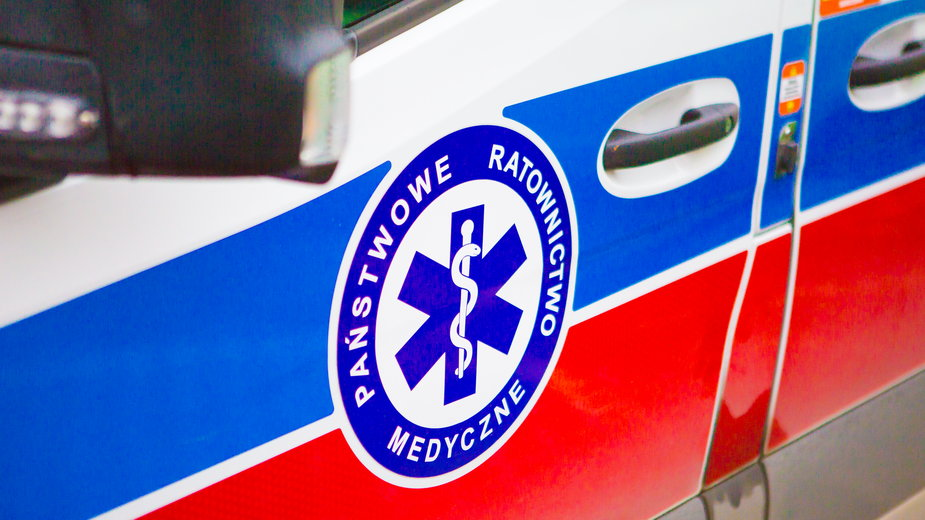 Rypin: Wypadek przed urzędem gminy. Kobieta spadła ze schodów i zginęła na miejscu