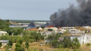 Hiszpania: Już ok. 2000 osób ewakuowano z powodu pożaru na południu kraju