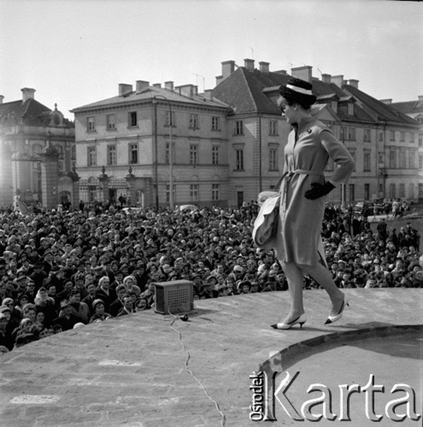 Impreza Stołecznej Estrady! Będą tańce pod gołym niebem